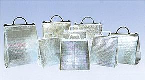 アルミ保冷袋 手提,紙加工品,キング印紙製品,坂田紙工