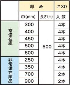 OPPロール小穴(500m巻き),梱包資材・化成品,キング印紙製品,坂田紙工